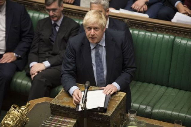 British parliament shut down for five weeks, risk of no-deal Brexit remains