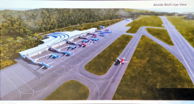 Plan to expand Sihanoukville airport approved
