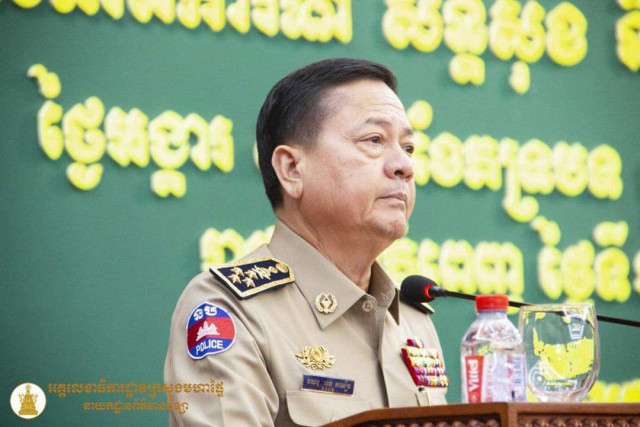 National Police Chief Tells Officers to Be on the Lookout for Rebels