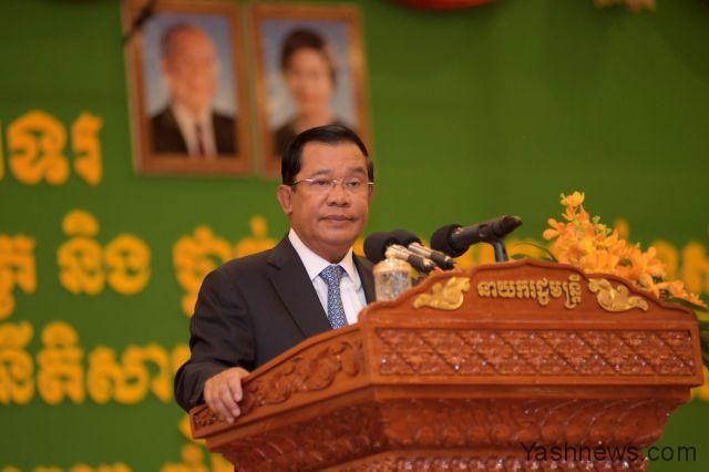 Hun Sen Orders to Tighten Security during Pchum Ben