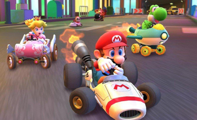 Nintendo launches Mario on Android phones