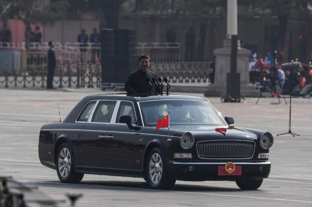 China celebrates 70 years as Hong Kong seethes