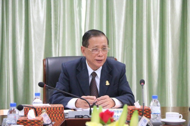 CPP Spokesman Warns that Sam Rainsy's Supporters Will Face Lawsuits