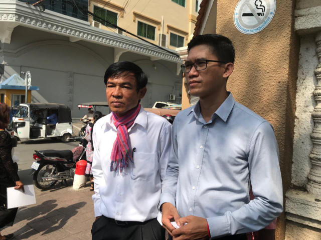 Judge orders new investigation in Cambodian journalists' 'espionage' case