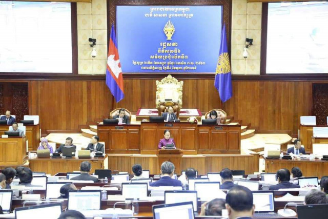 Cambodia's National Assembly Approves the E-Commerce Bill
