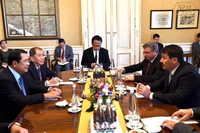 Hungary to Help Cambodia Keep EU Export Advantage