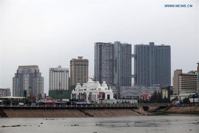 ADB pledges $1.45 bln to support Cambodia's development