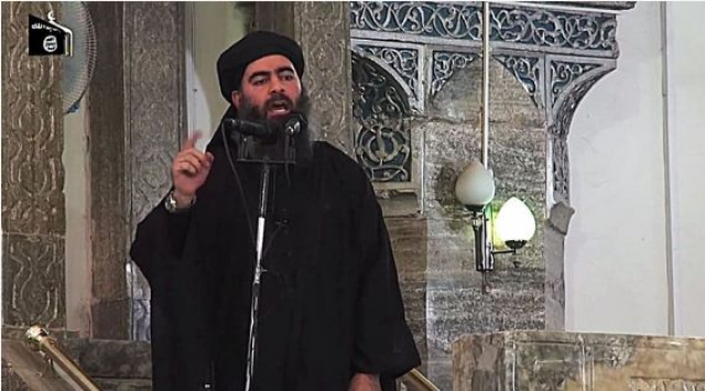 Trump confirms death of Islamic State group chief Baghdadi in US raid