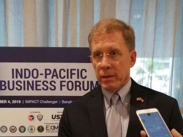 US Ambassador Murphy Suggests that Cambodia Improve its Business Environment