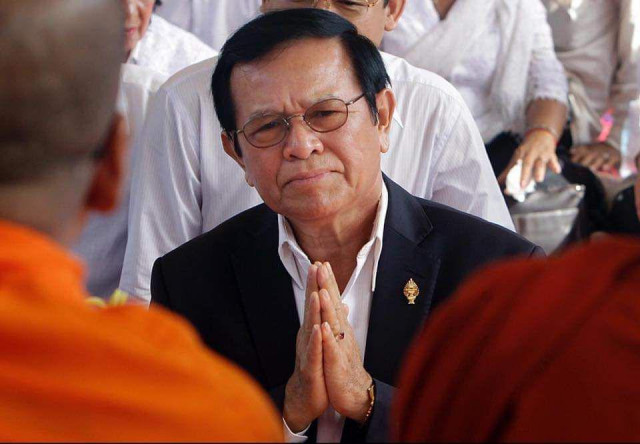 EU welcomes lifting of Kem Sokha's house arrest