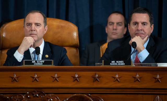 Pressure builds as Trump impeachment probe hears new claims