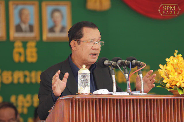 Hun Sen orders release of Sam Rainsy' supporters