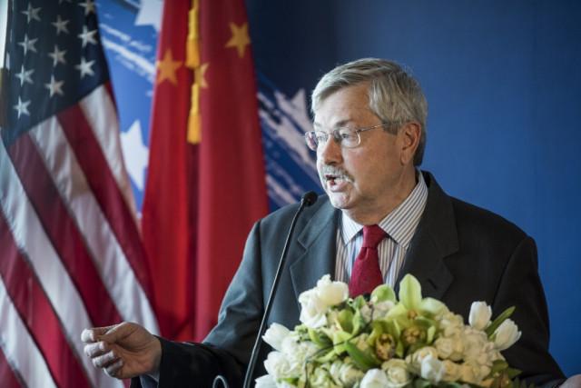 China summons US ambassador over Hong Kong rights bill