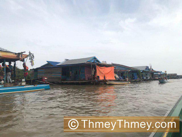 The Cambodian Authorities Respond to Complaints about Land Set Aside for Displaced Vietnamese Fishermen