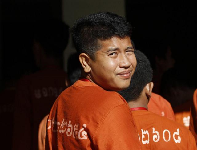 Government critic Kong Raiya released on bail
