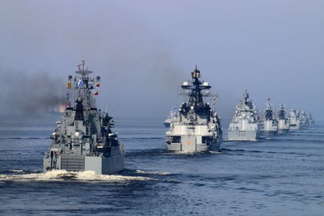 Putin orders strengthening Russian navy
