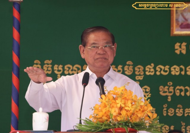 Sar Kheng says public health to be decentralized