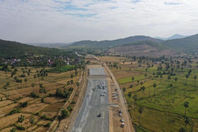 Phnom Penh-Sihanoukville expressway now 7 pct complete