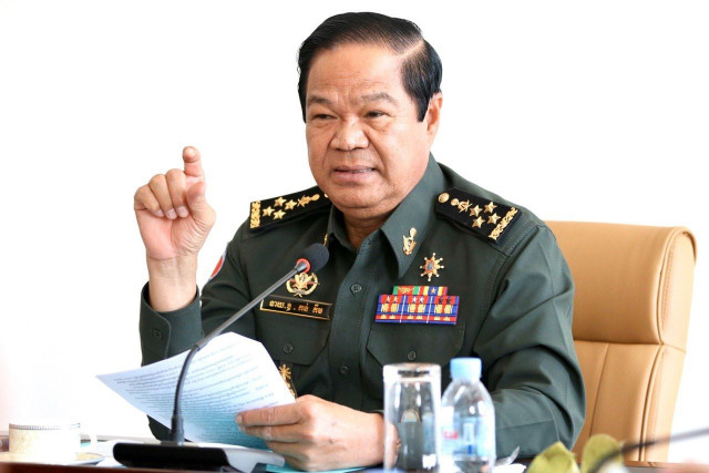 The US imposes Sanctions on Two Cambodians due to Corruption