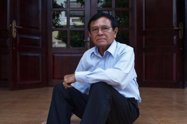 Former Opposition Leader Kem Sokha Calls on People to Respect Human Rights