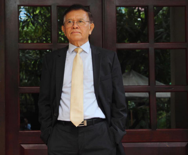 Human Rights Watch Asks the Cambodian Government to Drop Kem Sokha's Charges