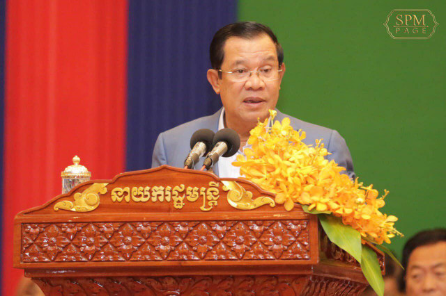 Hun Sen Says He Is Not Worried about the Country Losing EU Trade Benefits