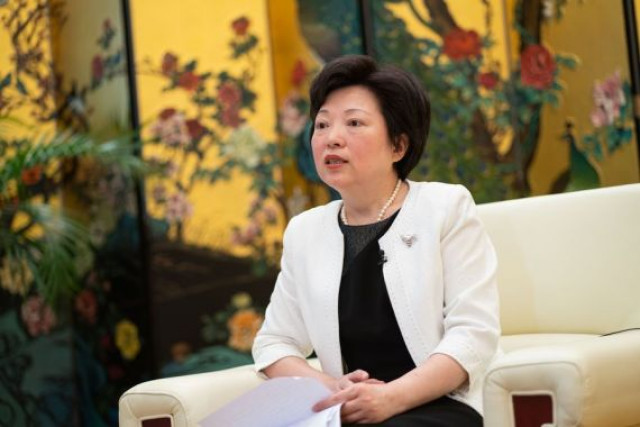 """""""One country, two systems"""" gives Macao unique advantages in external relations: foreign ministry commissioner"""