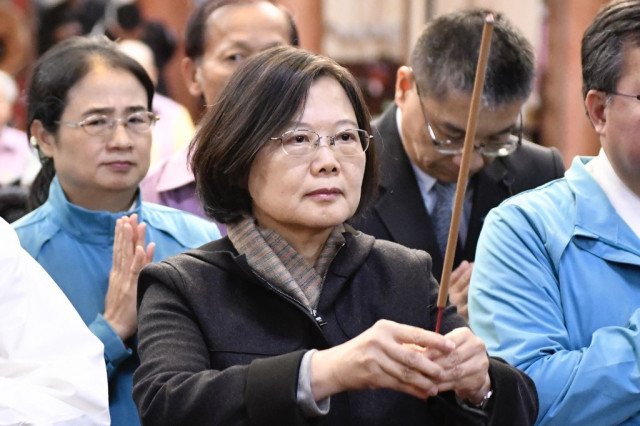 Taiwan election race widens as China's big stick diplomacy backfires