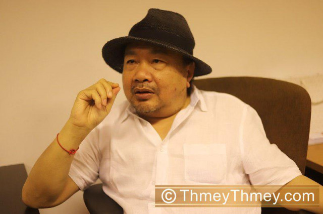 Panh Rithy Sees Need for Better Quality Films