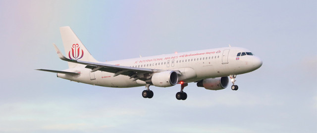2 Cambodia-registered airlines launch new routes to China