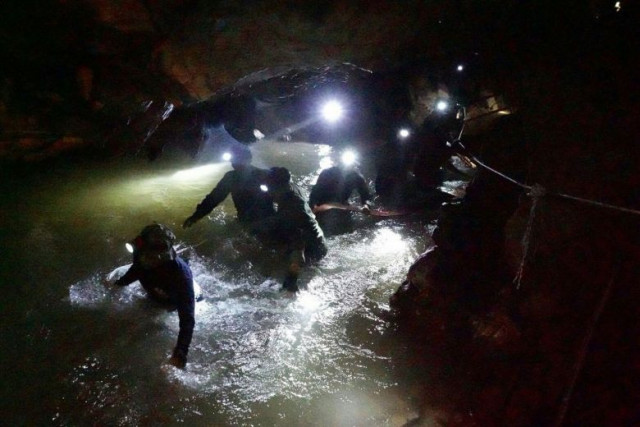 Thai Navy SEAL dies after yearlong infection after cave rescue
