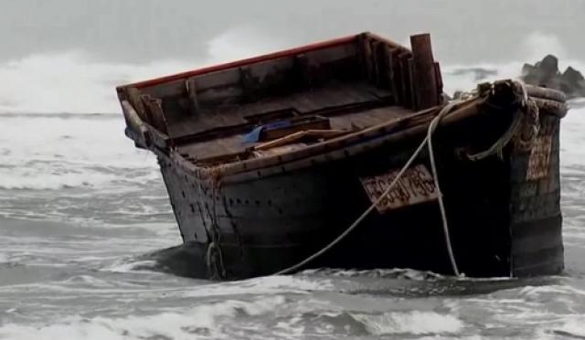 Seven bodies found on suspected N. Korean boat in Japan