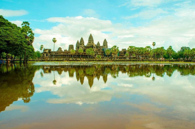 Angkor Park saw Decrease in Tourists in 2019