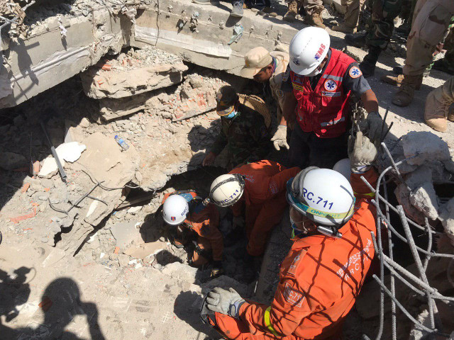 UN to help improve construction safety standards in Cambodia