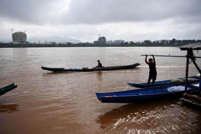 River people: Life along Asia's key waterways
