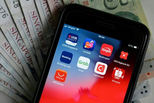 Jack Ma, Grab eye opportunities in Singapore digital bank battle