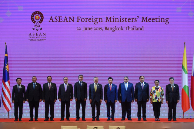 Prak Sokhonn to attend an ASEAN Foreign Ministers' Meeting in Vietnam