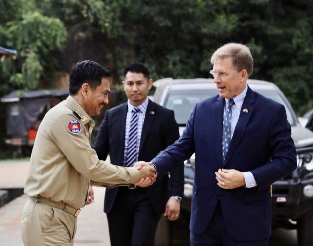 The U.S. Ambassador Says Sihanoukville's Expansion Comes with Major Challenges