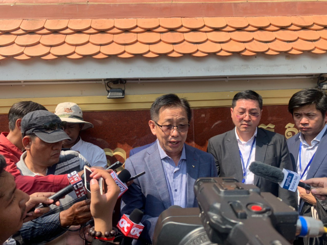 Government Lawyer denies Saying Countries Were Accused in Court of Conspiring with Kem Sokha