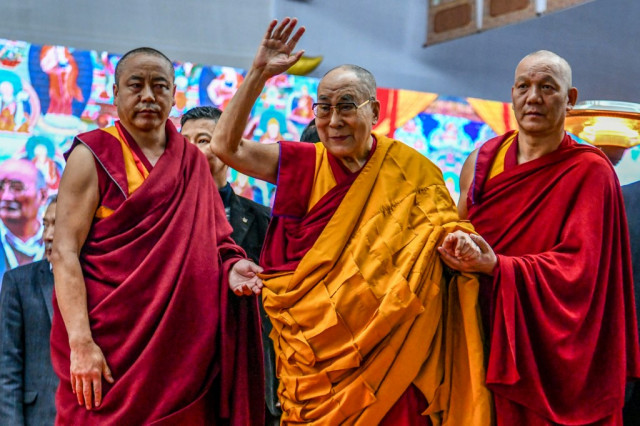 US House votes to warn China against meddling in Dalai Lama succession