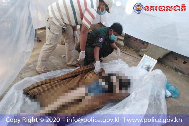 Kandal Province Police Finds the Bodies of the Two Boat-Accident Victims