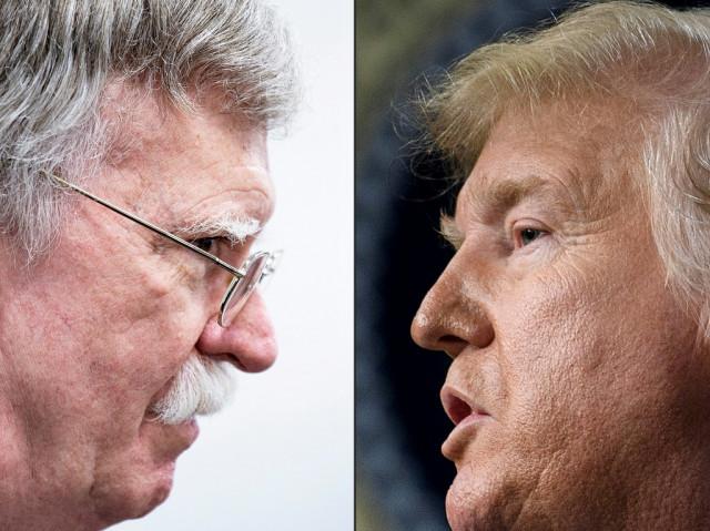 Trump, White House seek to quash Bolton testimony at Senate trial