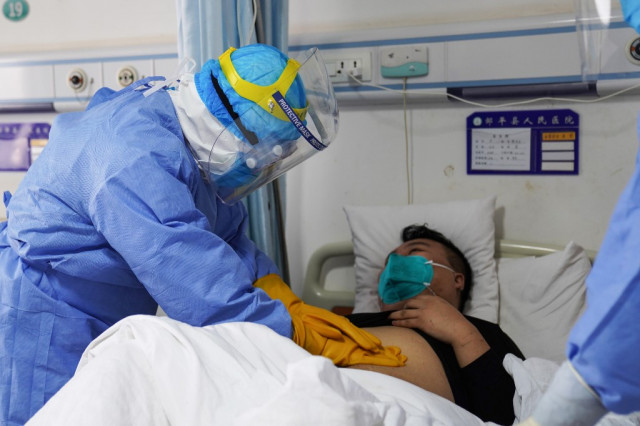 China admits 'shortcomings' in virus response