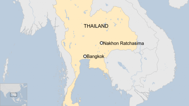 'More than 10 dead' in Thai soldier shooting rampage: police