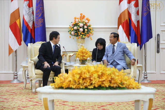 Japan Considers Helping Cambodia to Prepare for ASEM and ASEAN summit
