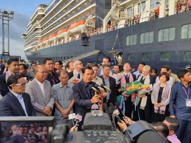 Passengers of the MS Westerdam Cruise Ship Are Now Welcome to Visit Cambodia