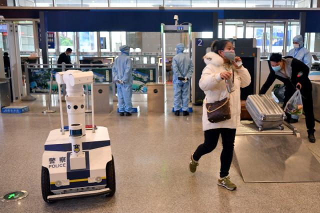 """Chinese """"novel remedies"""" for economy evolve as virus outbreak bites"""