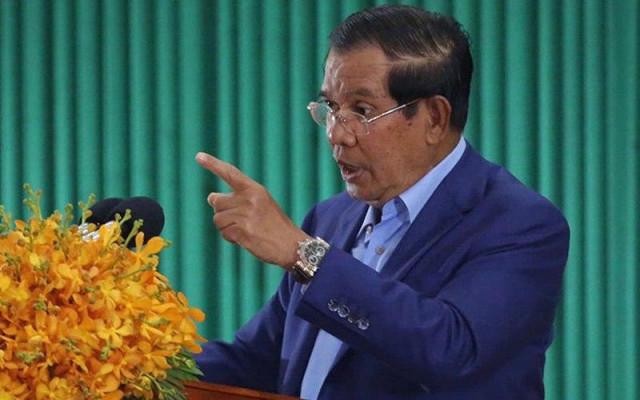 Hun Sen Vows to Crackdown on Indecent Online Adverts