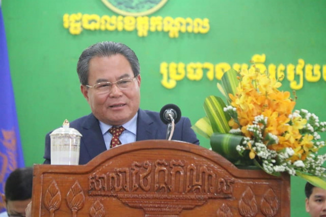 Mao Phirun Replaced as Kandal Governor