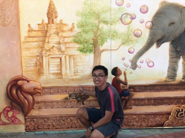 Street Art Fest – Phnom Penh